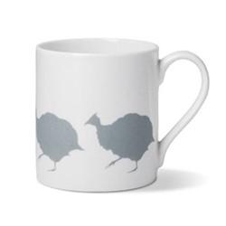 Guinea Fowl Mug, D8.5 x H9cm - 1 pint