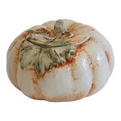 Clorofilla Pumpkin canister, D14cm, multi