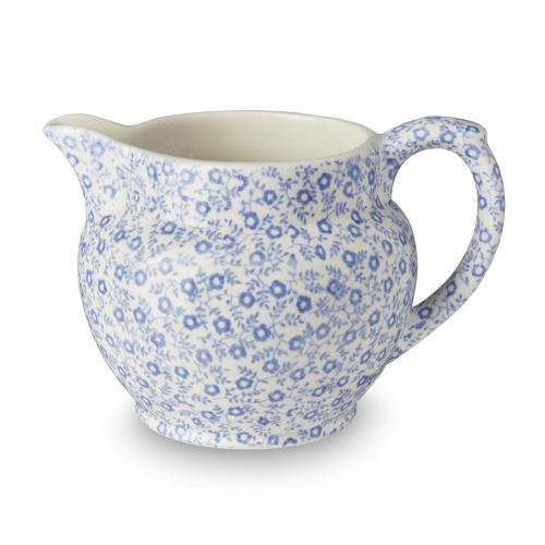 Felicity Dutch jug small, 28.4cl - 1/2pt, Pale Blue