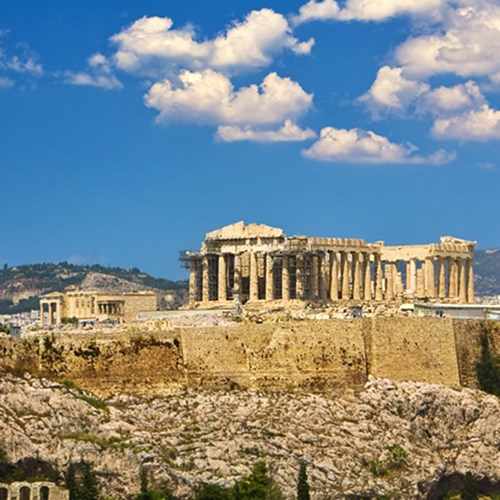 Two night Michelin starred getaway in Athens for two