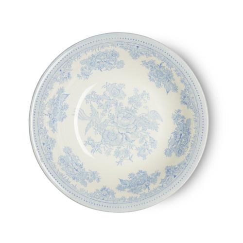 Asiatic Pheasants Pudding/soup bowl, 20cm, Blue