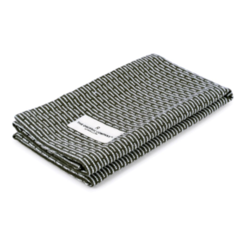 Pique Weave Kitchen wash cloth, 30 x 35cm, Evening Grey