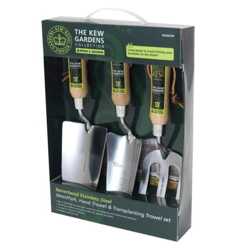 3 piece garden tools set