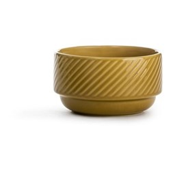 Coffee & More Stackable bowl, Dia12cm, yellow