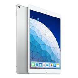 "2019 iPad Air, Wi-Fi + Cellular, 64GB, 10.5"", silver"
