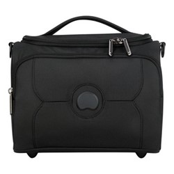 Mercure Tote beauty case, H23 x L28 x D23cm, black