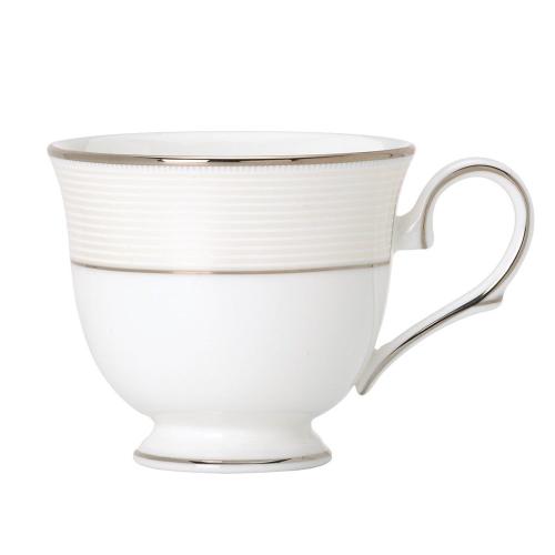 Opal Innocence Stripe Teacup
