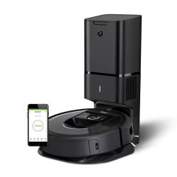 Roomba Robotic vacuum cleaner - i7558+ Voucher, Black