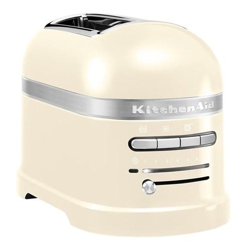 Artisan 2 slot toaster, almond cream