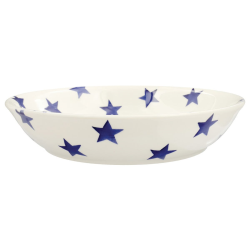 Blue Star Pasta bowl, 23.4cm