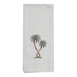 Palm Hand towel, 38 x 58cm, cotton