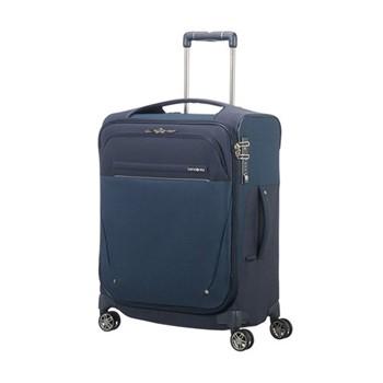 B-Lite Icon 4 wheel spinner cabin suitcase, 55 x 40 x 20cm - 39 litre, dark blue