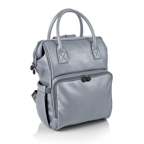 Amy Changing Bag, H39 x W38 x L21cm, Grey