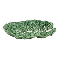 Cabbage Fruit bowl, 37 x 33 x 6cm, green
