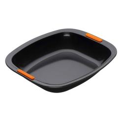 Bakeware Rectangular roaster, 33cm - 4.9 litre, Black
