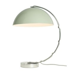 London Table light, H45 x W37cm, putty grey