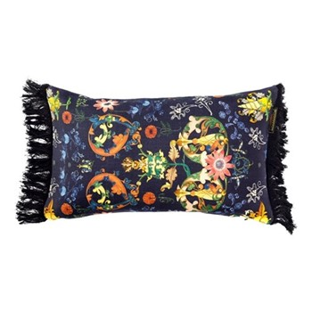 Transylvania Folk Rectangular cushion, L50 x W30cm, multi