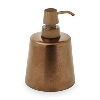 Patina Soap dispenser, D11 x H16cm, vintage bronze
