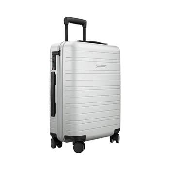 H5 Cabin trolley suitcase, W40 x H55 x D20cm, light quartz grey