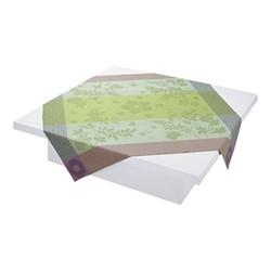 Asia Mood Tablecloth, 120 x 120cm, almond