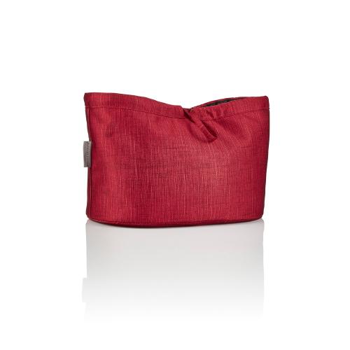 Essentials pouch, Persian red, H20 x W32 x L20cm, Red