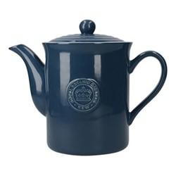 Richmond 4 cup teapot, H20 x D15cm - 1.55 litre, navy