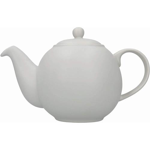 Globe Teapot, 1.2L, Nordic Grey