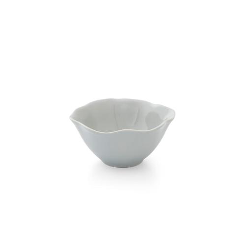 Floret All Purpose Set of 4 Bowls, 16.5, Grey