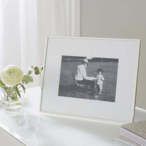 "Fine Silver Photograph frame, 5 x 7"""