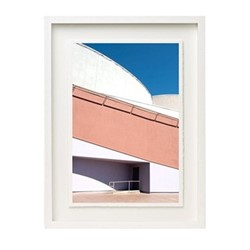 Cabazon by Sinziana Velicescu Framed fine art photographic print, H57 x W43 x D3.3cm, white frame