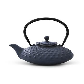 Xilin Teapot, 0.8 Litres, blue