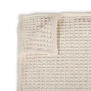 Waffle bedspread Waffle bedspread, 220 x 266cm, Natural