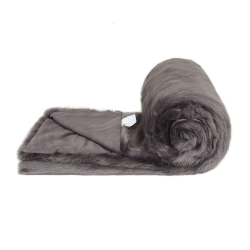 Signature Collection Bed runner - small, 214 x 145cm, Steel
