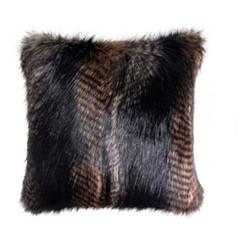 Signature Collection Cushion, 40 x 40cm, brown quail