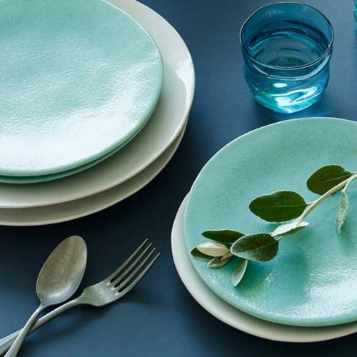Mervyn Gers Side plate, White
