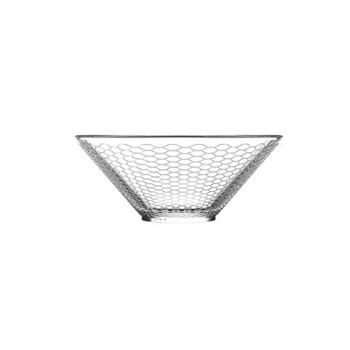 VVV - Filet Set of 6 bowls, 7cm, clear