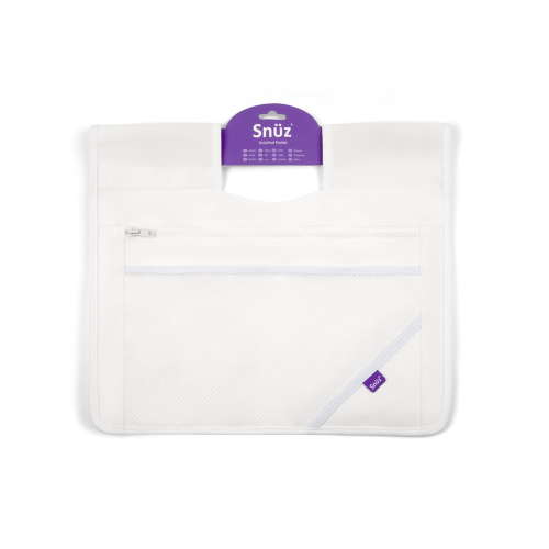 SnuzPod3 Storage pocket, W35 x L40cm, White
