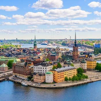 The Swedish Way: Authentic Spa and Michelin Star Dining Break for Two in Stockholm