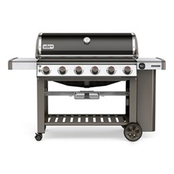 Genesis II E-610 GBS Gas barbecue, black