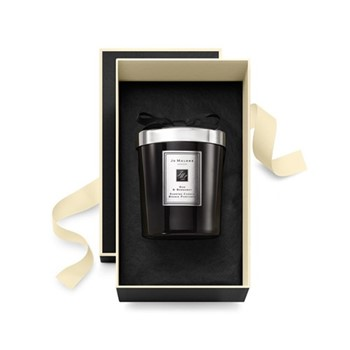 Oud & Bergamot Cologne intense home candle, 200g