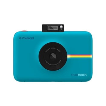 Snap Touch digital instant camera, blue