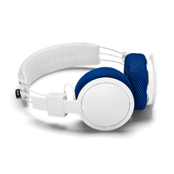 Hellas Wireless headphones with removable headband and ear cushions, team