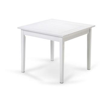 Drachmann Table, L86 x W86 x H72cm, white