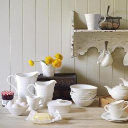 Ceramics Pitcher small, 30cl, White