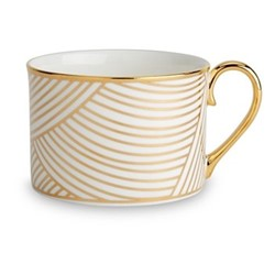 Lustre Coffee cup, D8.5 x H5.8cm, gold dhow