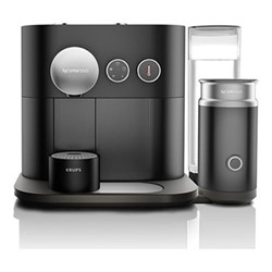 Krups Expert & Milk - XN601840 Smart coffee machine by Krups, Capacity - 1.2 Litres, black