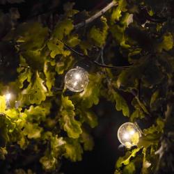 Festoon Lights Golf ball - 20 bulbs