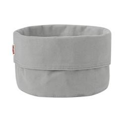 Klaus Rath Bread bag, H21 x D23cm, light grey