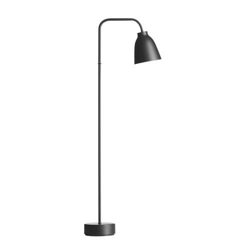 Caravaggio Read Floor lamp, H110 x Dia16cm, Black