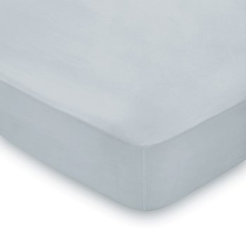 Double fitted sheet L190 x W135 x H36cm